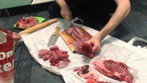 Когда забивают кроликов на мясо